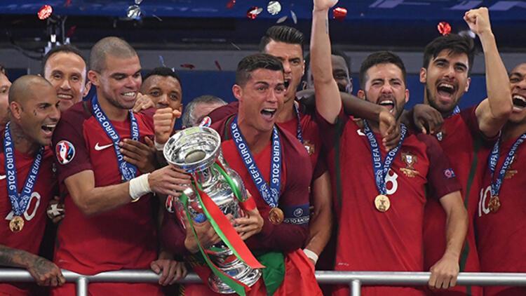 Ronaldo rekor kırdı, Griezmann gol kralı oldu
