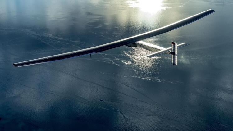 Solar Impulse Türk Hava Sahası'na yaklaşıyor