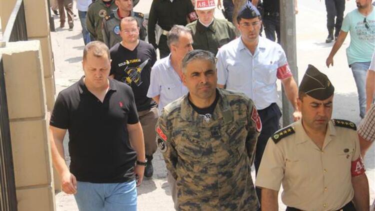 İncirlik Üssünün Türk komutanı tutuklandı