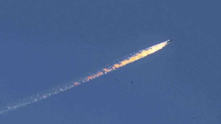 Erdoğan'dan Rus uçağını düşüren pilotlara ilişkin açıklama