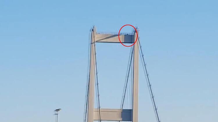 Köprüde sniper dehşeti!