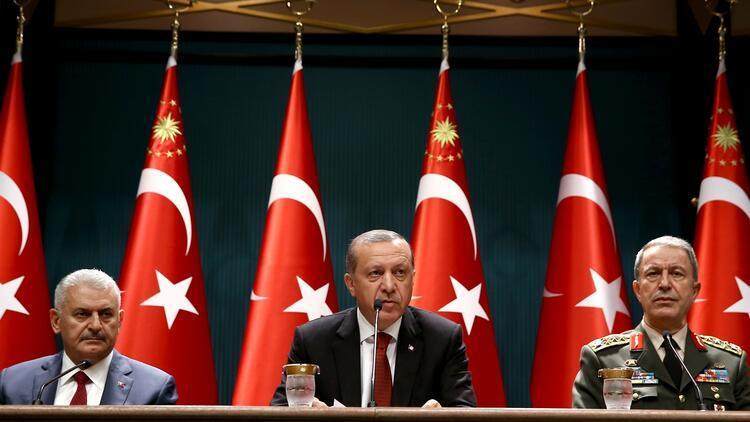 Cumhurbaşkanı Erdoğan: 15 Temmuzu Şehitlerimizi Anma Günü ilan ediyoruz