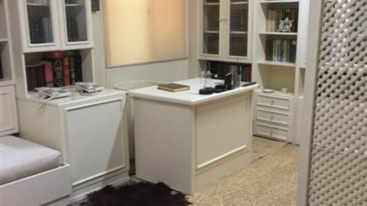 İşte Gülen'in Türkiye'deyken kullandığı oda