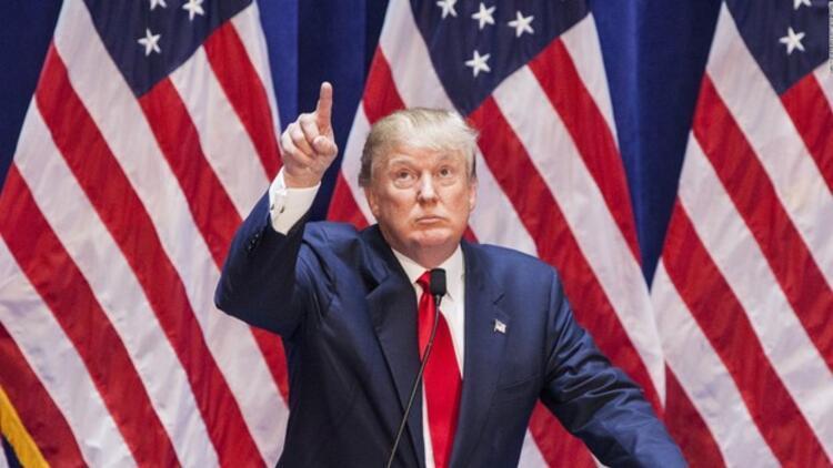 Donald Trump'tan 'Türkiye' gafı