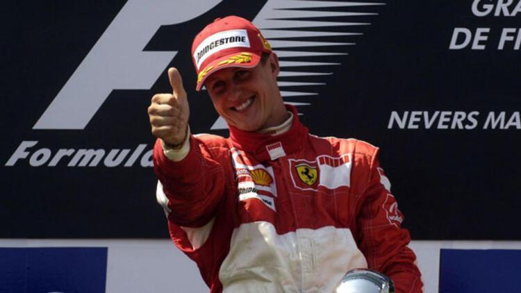 Michael Schumacher onuruna futbol maçı düzenlenecek