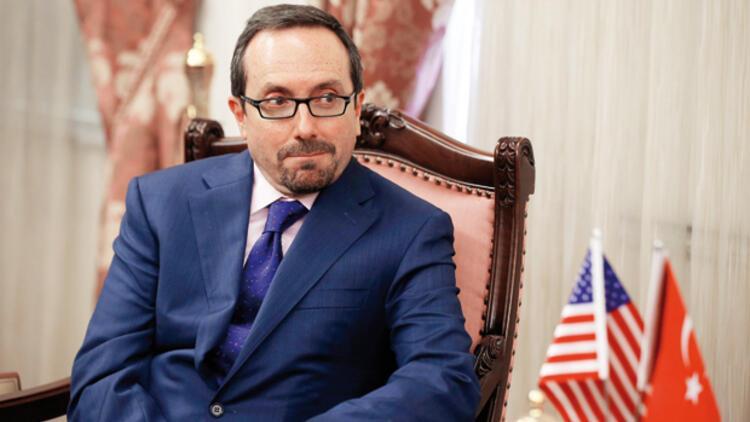 ABD Büyükelçisi Bass: Akarın ifadesi güçlü tanıklık