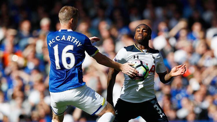 Everton ile Tottenham yenişemedi