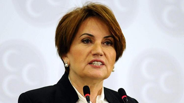 MHP'de flaş Meral Akşener kararı