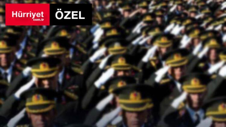 Genelkurmay Başkanlığı Adli Müşavirinin yerine atanan generale FETÖ gözaltısı