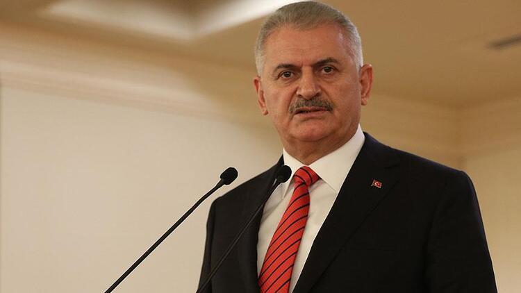 Başbakan Yıldırım'dan Esad açıklaması