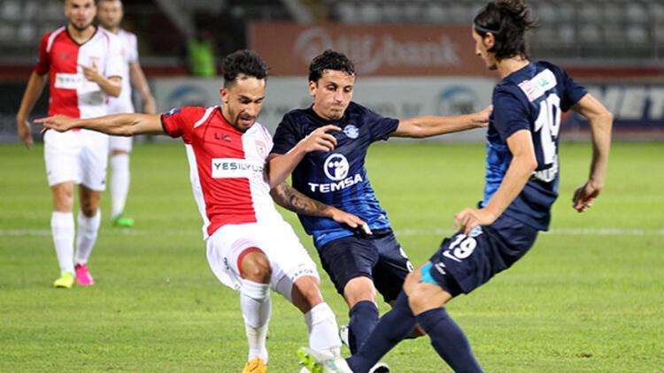 Samsunspor: 0 - Adana Demirspor: 0