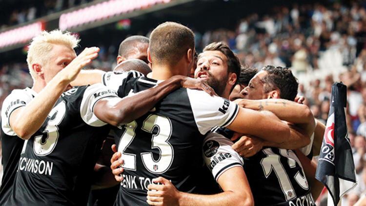 Avrupa için Beşiktaş büyük vitrin