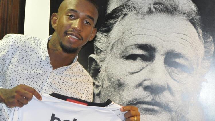 Anderson Talisca Beşiktaş'ta