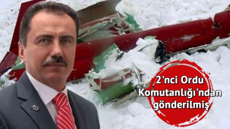 Muhsin Yazıcıoğlu belgesi evinden çıktı