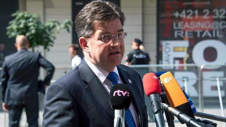 AB Dönem Başkanı Slovakyadan Türkiye açıklaması