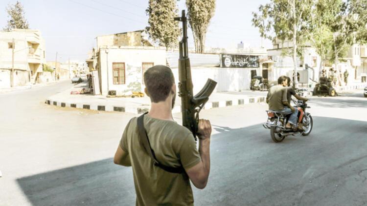 IŞİD El Rai'de direnmeye başladı