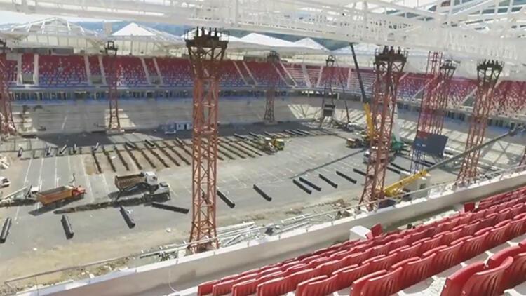 Akyazı Stadı'nın kombineleri satışa çıkıyor
