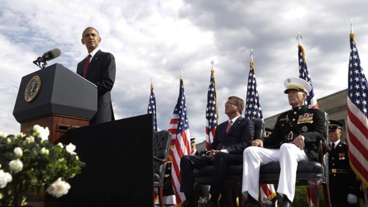 ABDde 11 Eylül saldırılarının 15inci yıl dönümü