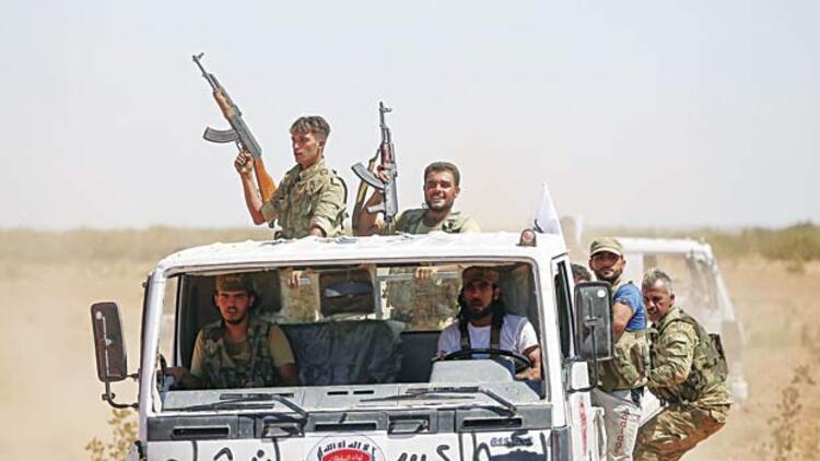IŞİD'e yoğun hava taarruzu: 20 ölü