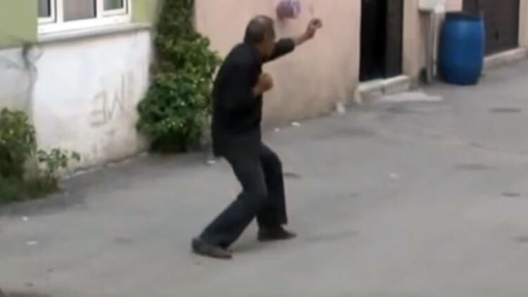 Boğaya karate yapan adam konuştu: Bir an benden korktu sonra...