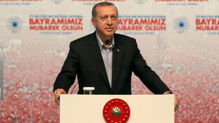 Erdoğan'dan Van saldırısı ve kayyum atanan belediyler için flaş açıklama