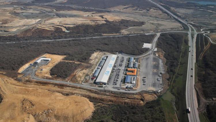 3. Havalimanı için 'yakıt çiftliği' kuruluyor