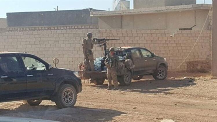 ABD özel kuvvetleri ile ÖSO arasında gerilim