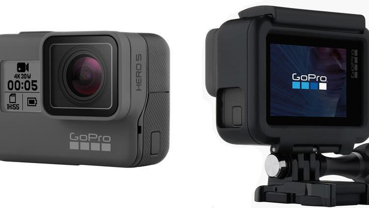 GoPro Hero5'in merak edilen özellikleri