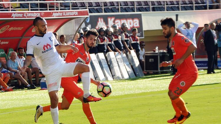 Aytemiz Alanya 0-5 Medipol Başakşehir / MAÇIN ÖZETİ