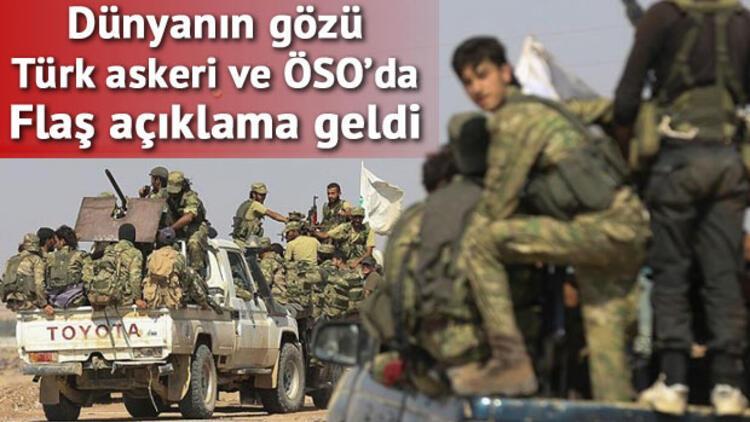 """Muhalifler Dabık'a yaklaştı: """"48 saat içinde..."""""""