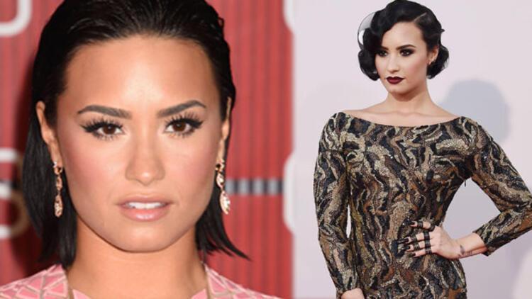Demi Lovato Taylor Swift fanları yüzünden müziğe ara veriyor