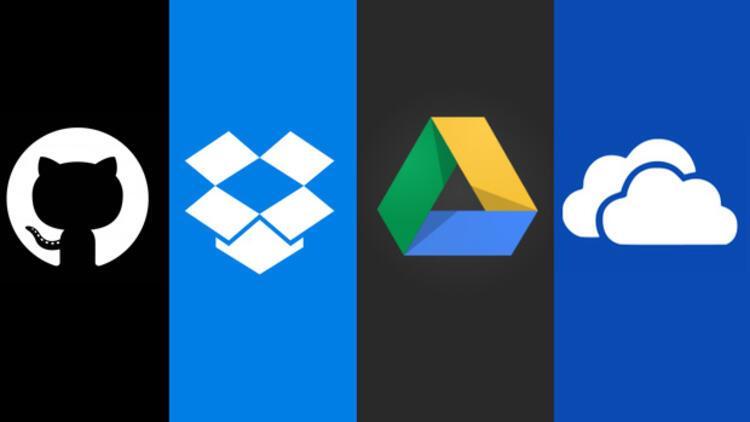 Dropbox, OneDrive, Google Drive, Github ve Archive.org Türkiyede engellendi