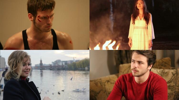 İlham veren dizi karakterleri