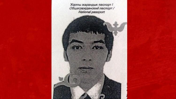 Gezi'nin Kırgız gazisi