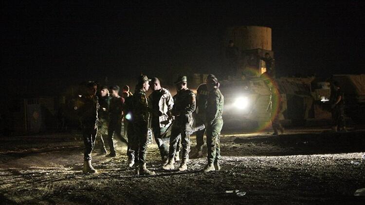 ABD askerleri kritik noktaya konuşlandı