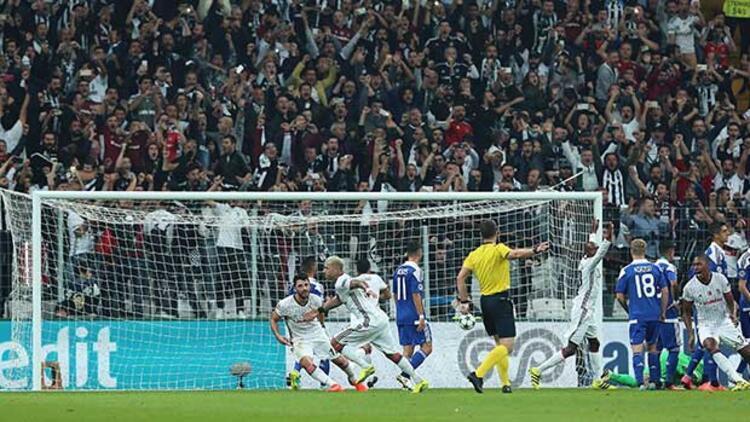 Quaresma'nın golü Şampiyonlar Ligi'nde haftanın golü seçildi