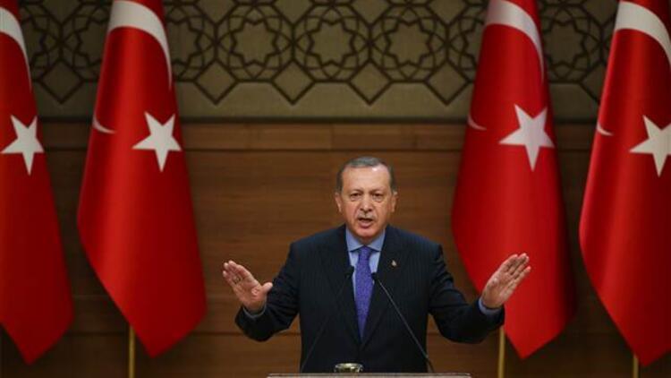 Cumhurbaşkanı Erdoğan'dan 'Misak-ı Milli' mesajı