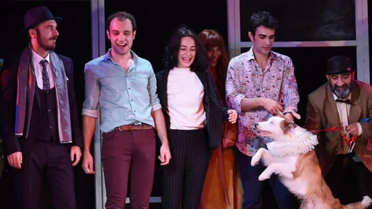 Emre Kınay'dan Shakespeare saygı oyunu
