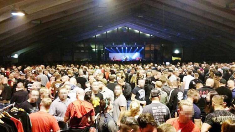 Neonazilerin para kaynağı konserler