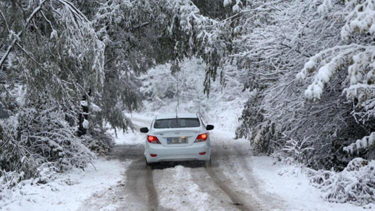 Meteoroloji'den kar yağışı uyarısı