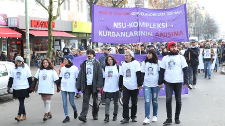 Beşinci yılında NSU'yu protesto ettiler