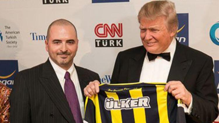 Donald Trump Fenerbahçe maçına gelir mi?
