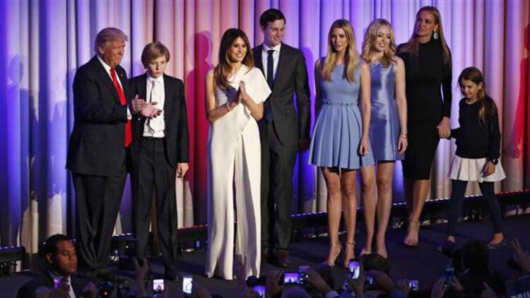 Son Dakika: ABD başkanlık seçim sonuçları... Trump'tan bir ilk