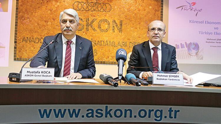 Başbakan Yardımcısı Mehmet Şimşek: 3'üncü dünya ülkesi oluruz