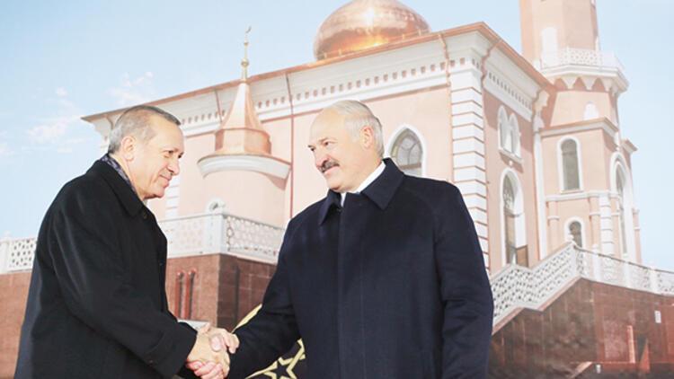 Avrupa'ya sitem Beyaz Rusya'ya övgü