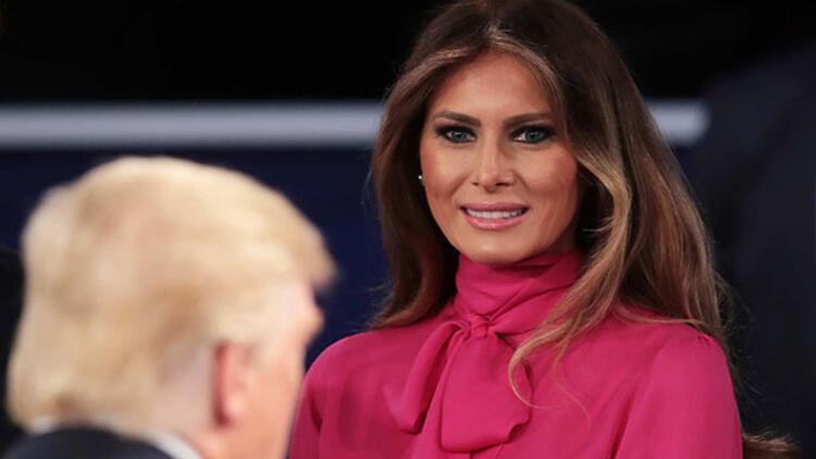 Melania Trump'ın önlenemez yükselişi - Hayat Haberleri