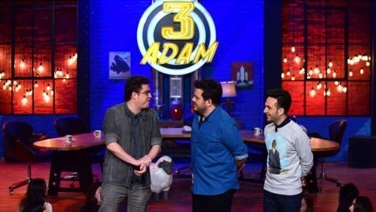 3 Adam'ın bu haftaki konukları kimler?