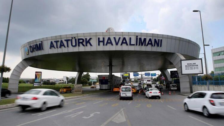 Atatürk Havalimanı'nda büyük şok! Tam 9,5 milyon dolar