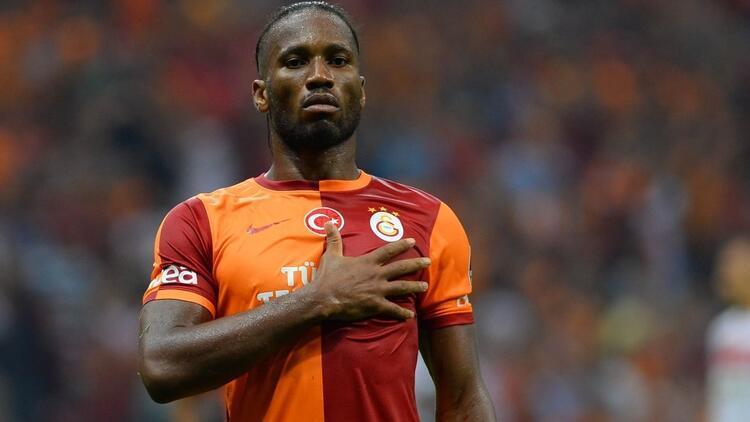 Didier Drogba Fenerbahçe - Galatasaray derbisini örnek verdi