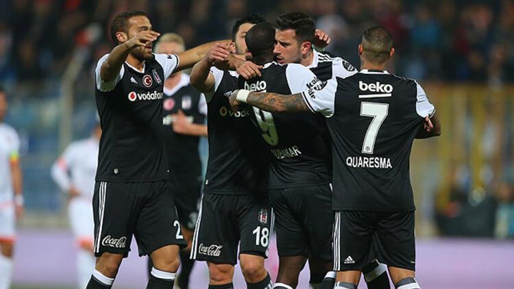 Adanaspor 1-2 Beşiktaş / MAÇIN ÖZETİ